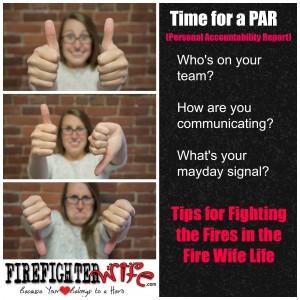 fire wife PAR