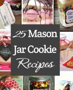 25 cookies