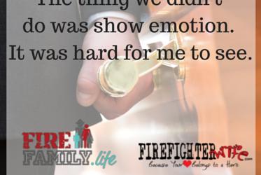 Firefighters Feel