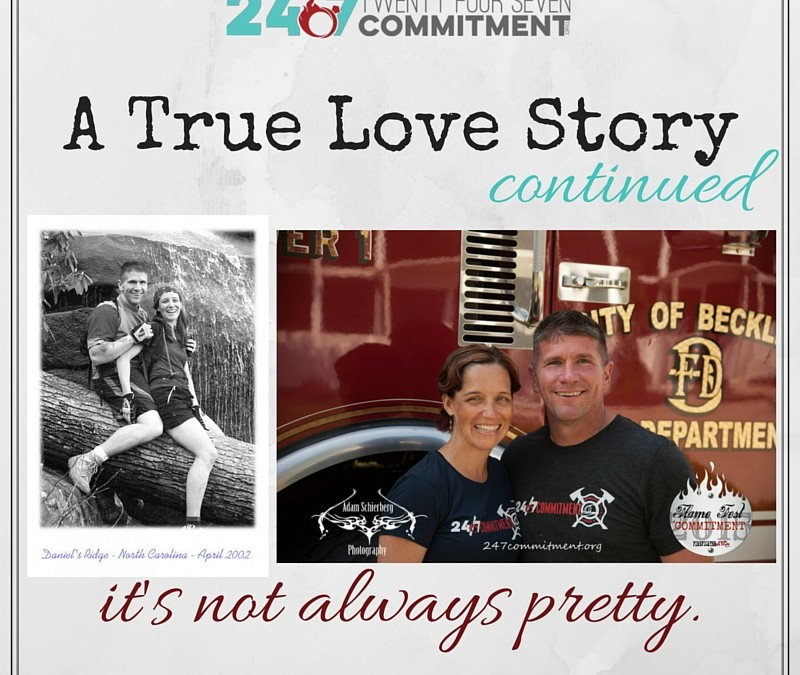 It's Not Pretty (A True Love Story Continued)