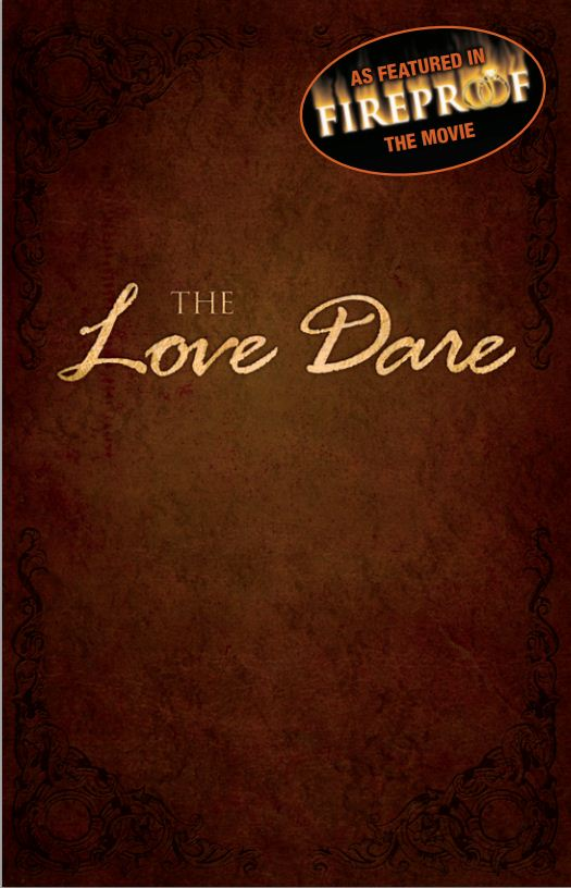 The Love Dare – Day #33
