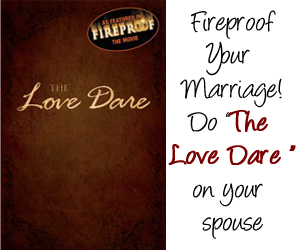 40 day marriage challenge fireproof the movie