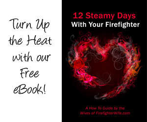 it is full of ideas on how to surprise your firefighter with notes gifts actions etc to fire up your love life and keep the spark alive during what can