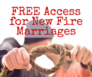 FREE Access for New Fire Marriages