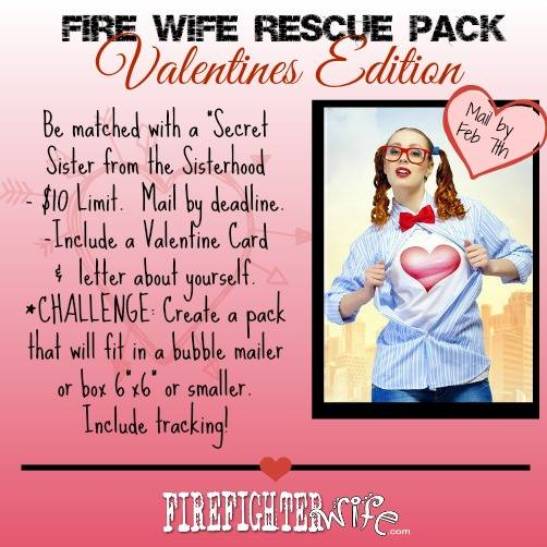 Valentine Rescue Pack Registration is OPEN!