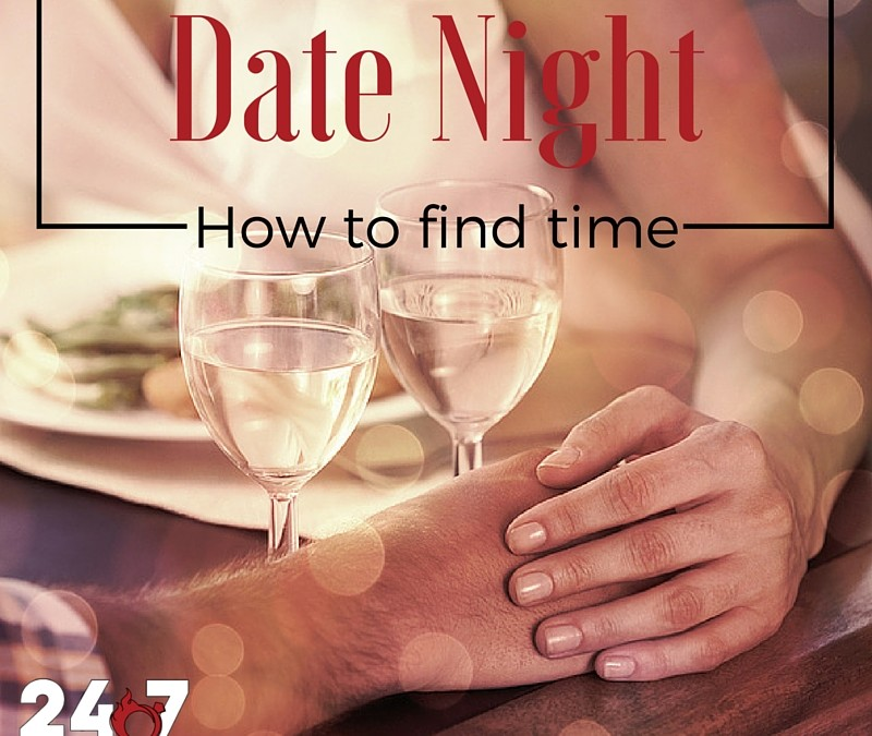 Missing Date Night?  How to Find Alone Time with Our Crazy Firefighter Schedules