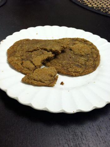 Molasses Crinkle Cookies – Gluten-Free