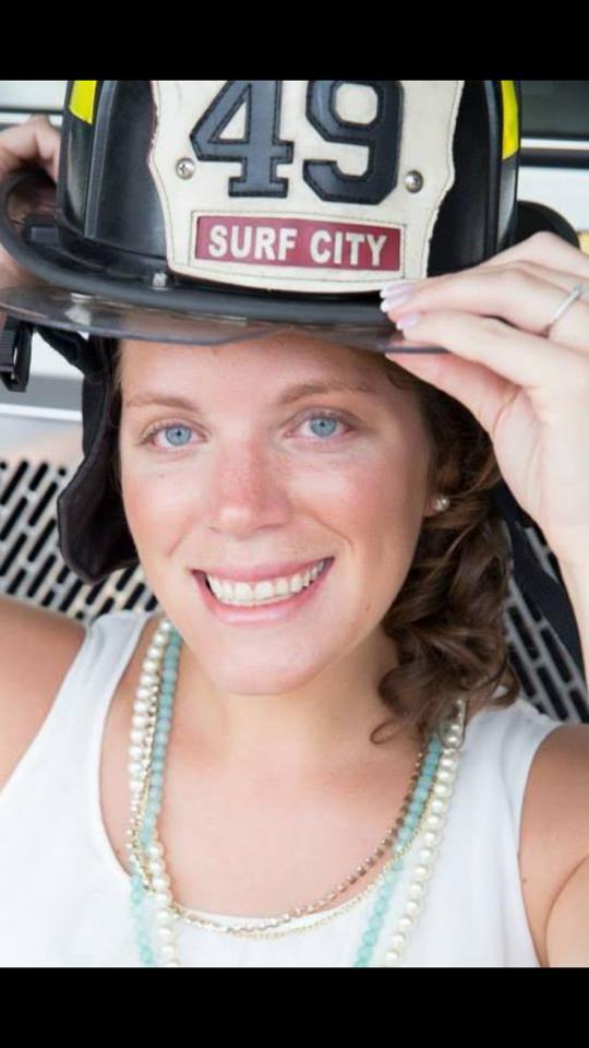 Fire Wife Hot Spot:  Danielle Cascella