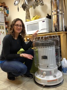 Week - Kerosene heater