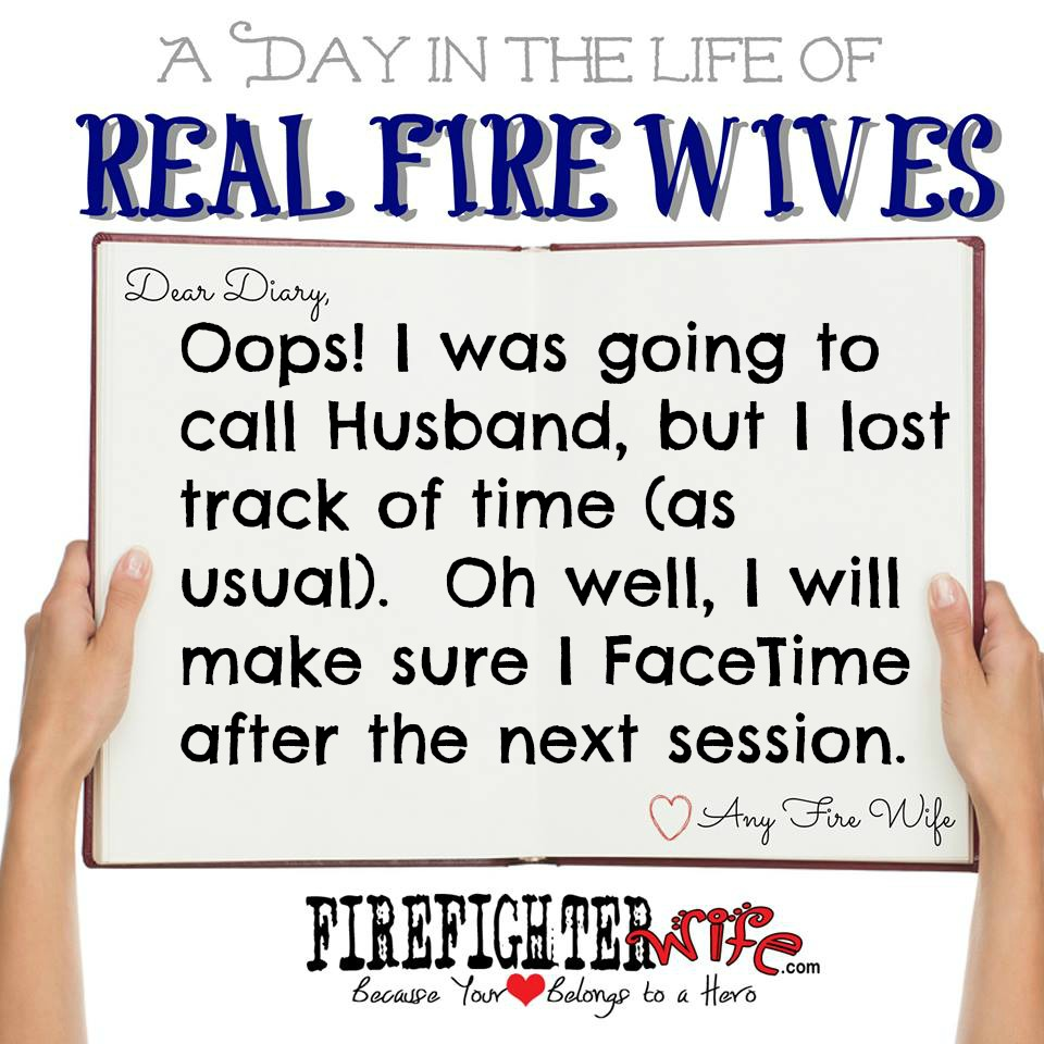 Diaries of Real Fire Wives – Day 2 – Reggie