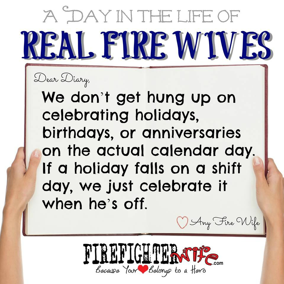 Diaries of Real Fire Wives – Day 5 – Reggie