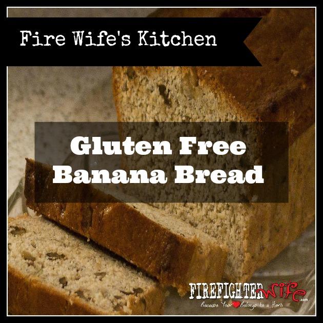 Banana Bread – Gluten Free