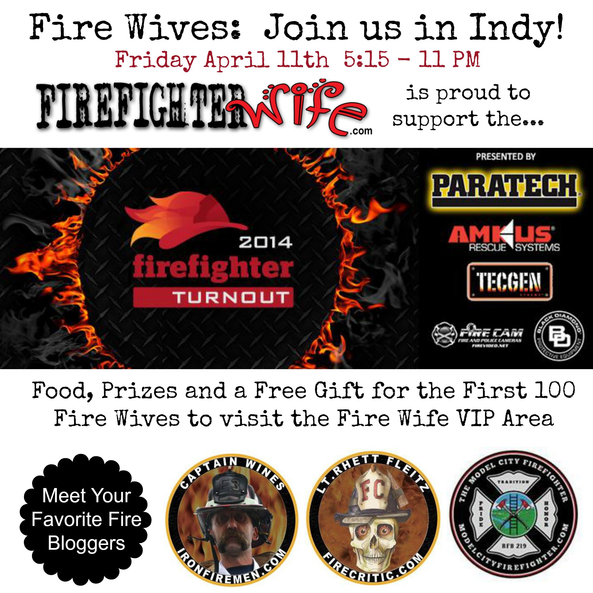 Fire Wives Meet Us in Indy!