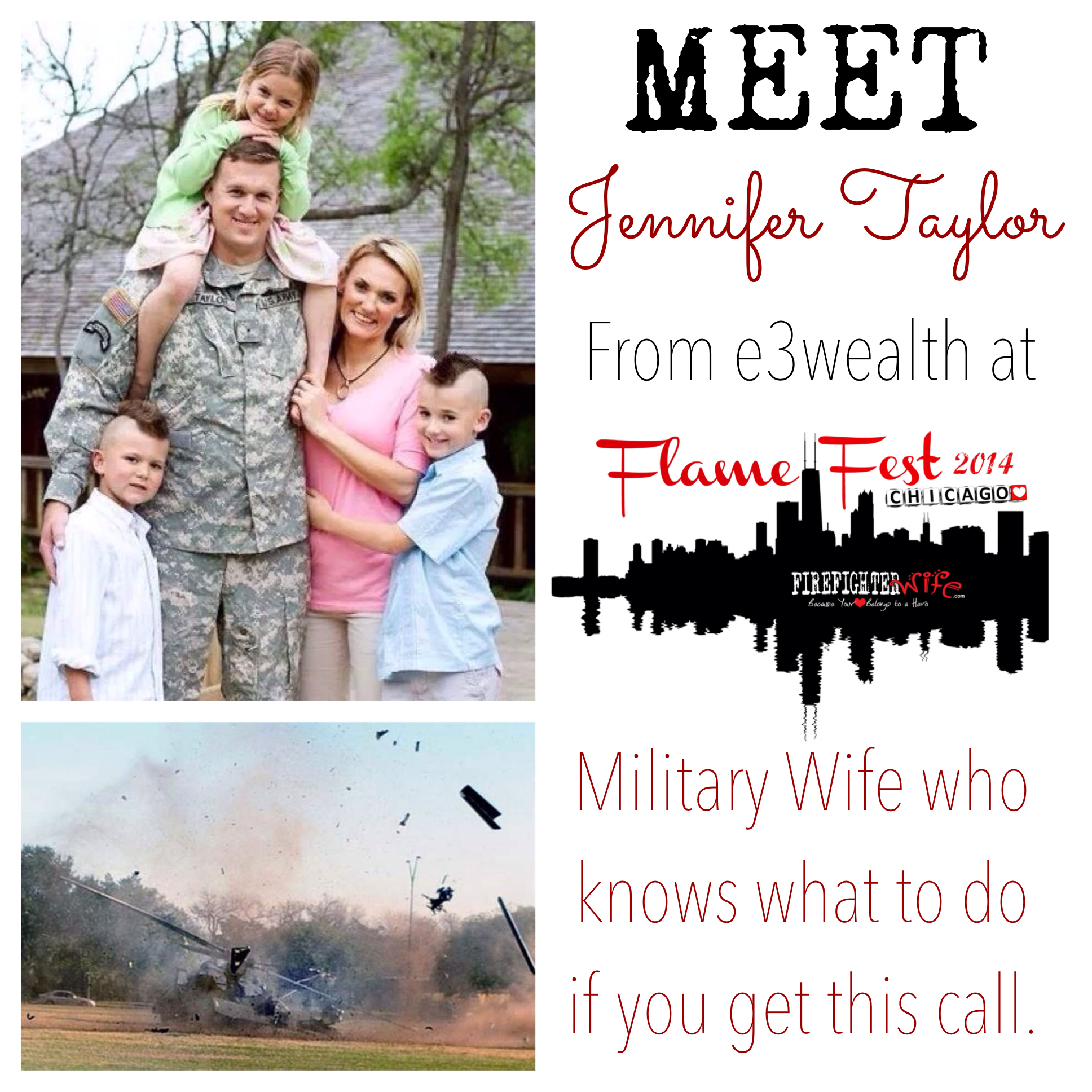 "What Will I Do If I Get ""that call""?  Proactive Planning for Firefighter Wives"