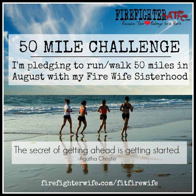 My 50 Mile Pledge