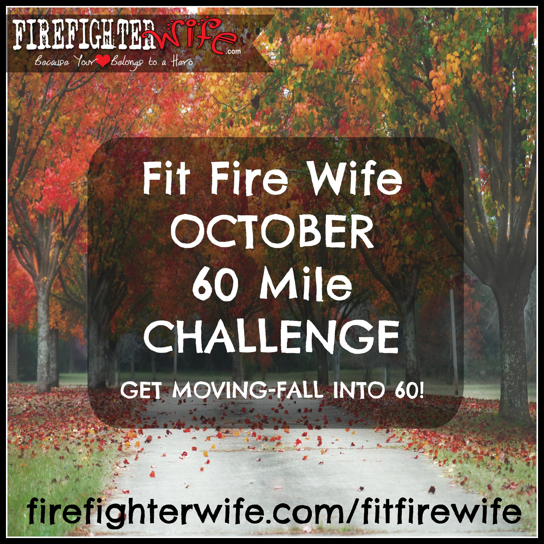 Fit Fire Wife October Challenge