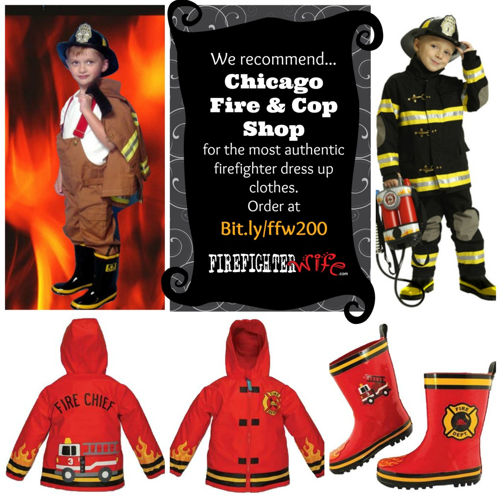chicago fire and cop halloween