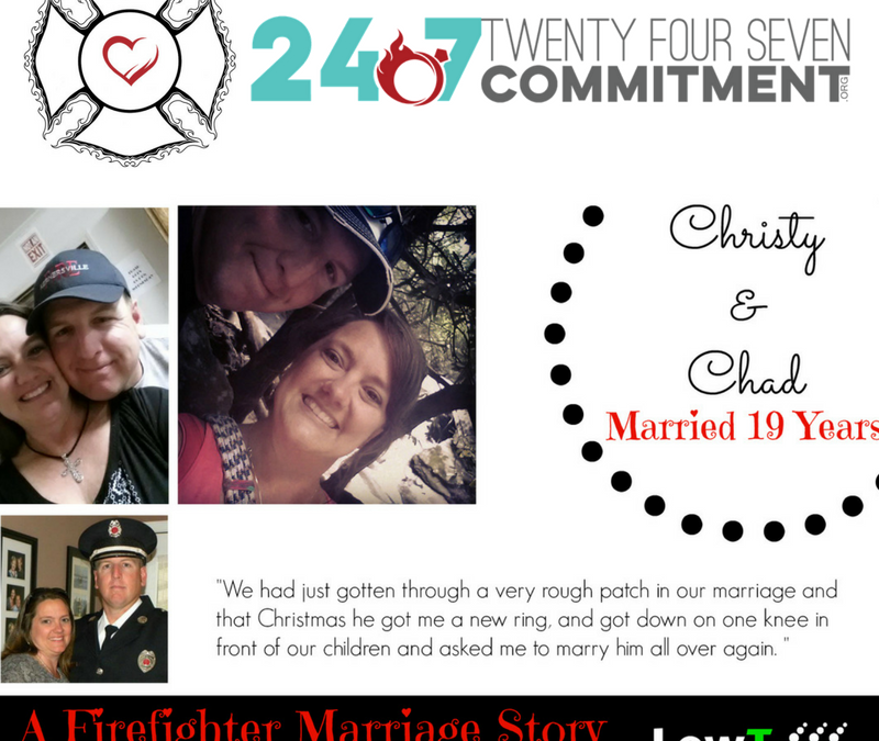 A Firefighter Marriage Story – Surviving Infidelity