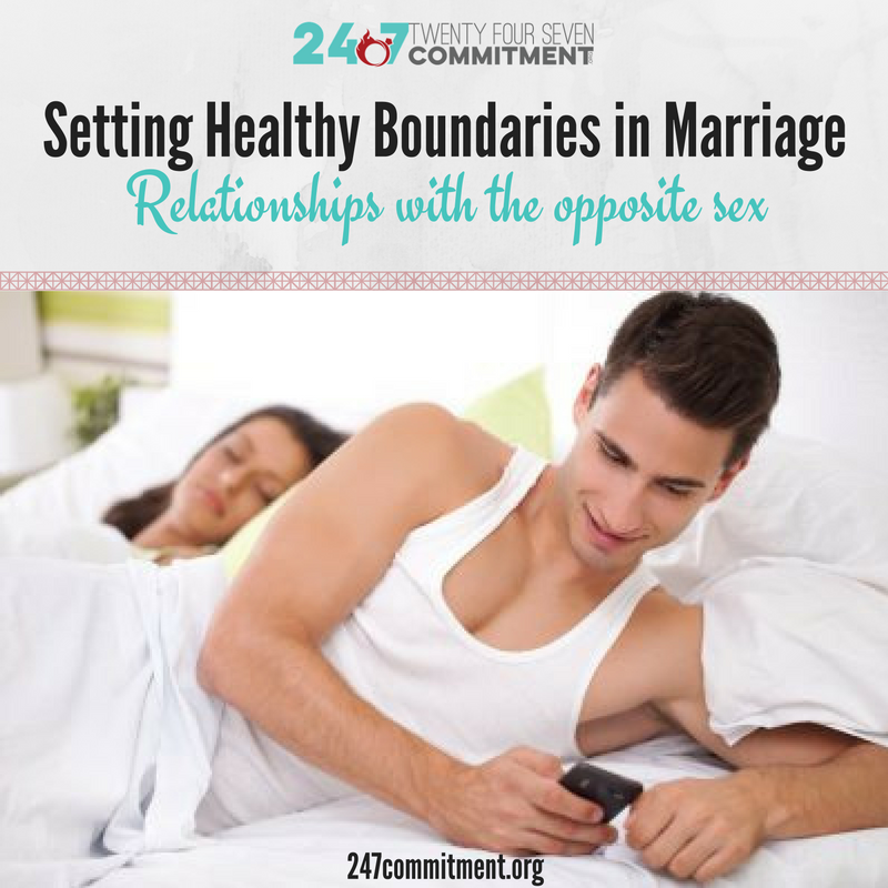 Commitment going marriage opposite sex