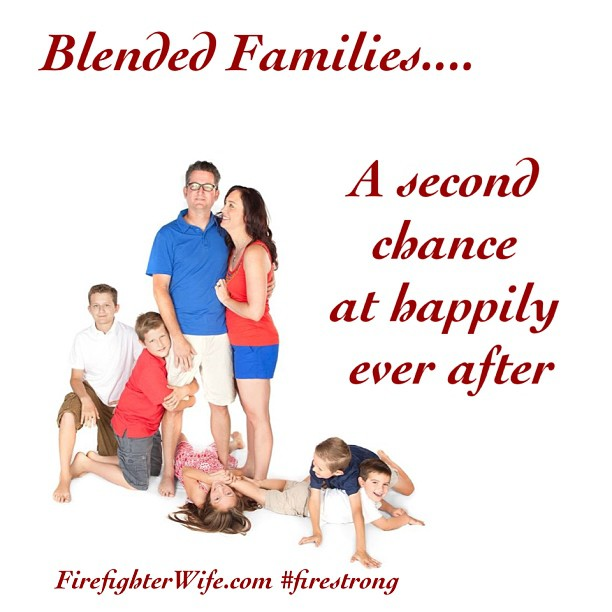 Blended Fire Families in the Spotlight