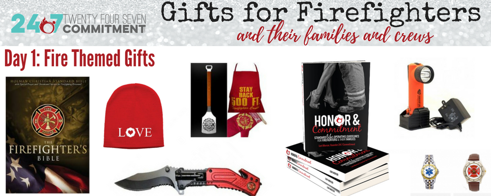 Gifts for Firefighters and Family Day 1