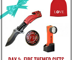 Gifts for Firefighters and Family Day 1: Best Fire Themed Gifts