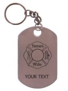Wife Keychain