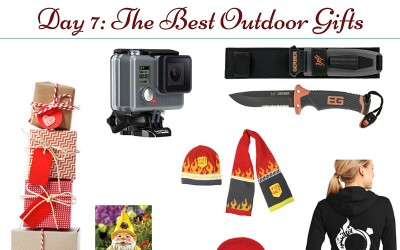 Gifts for Firefighters and Family Day 7: Outdoor Gifts