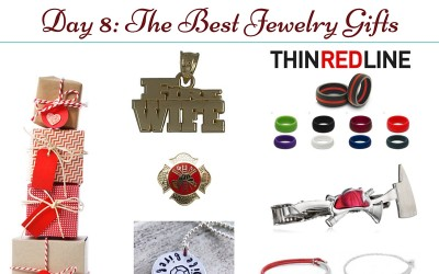 Gifts for Firefighters and Family Day 8: Jewelry