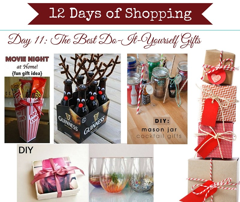 Gifts for Firefighters and Family Day 11: DIY Gifts