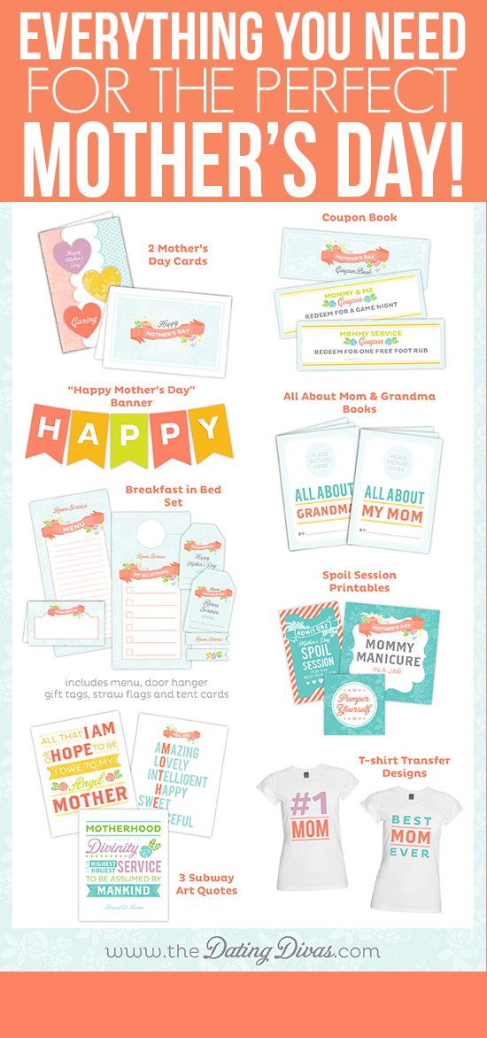 Mothers Day Pinterest - No Price