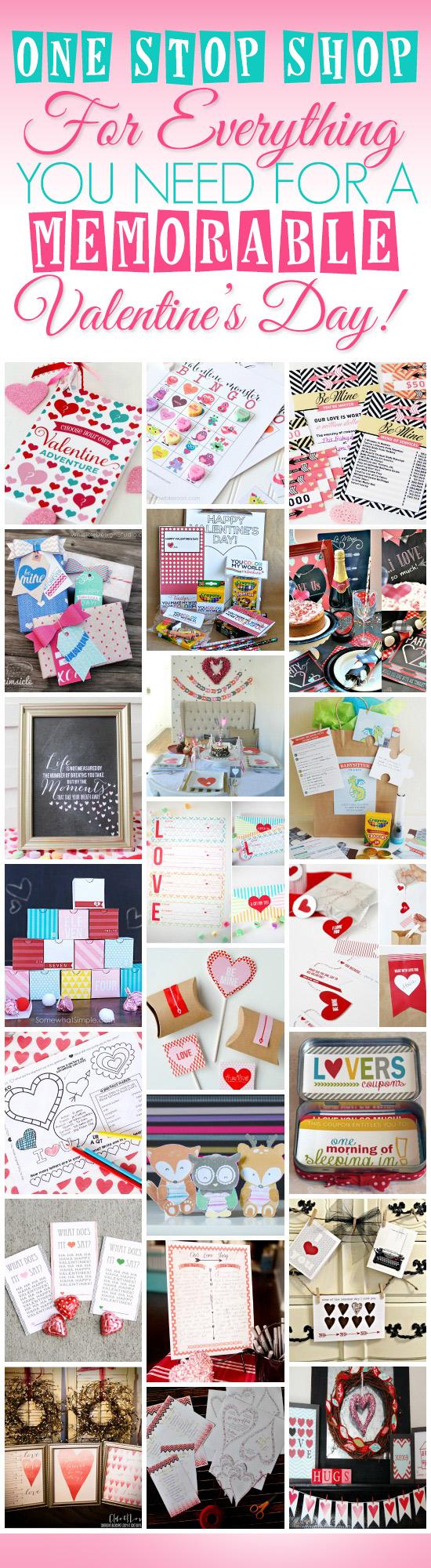 Ultimate Valentines Pinterest