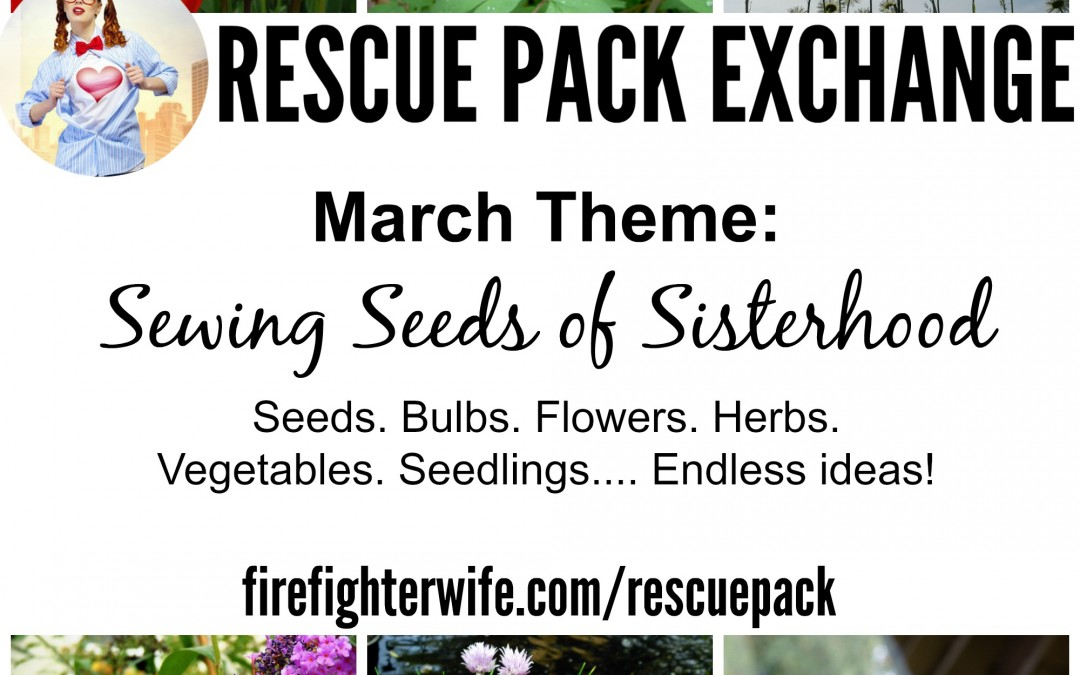 Rescue Pack Exchange {March 2015}