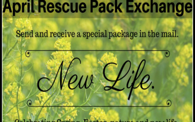 April Rescue Pack Exchange