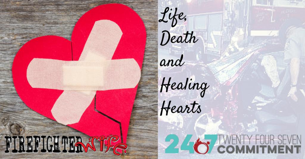 life death healing hearts