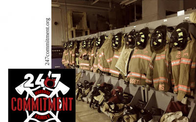 Firefighters:  You Aren't Bigger Than Anything the Fire Service Can Throw At You