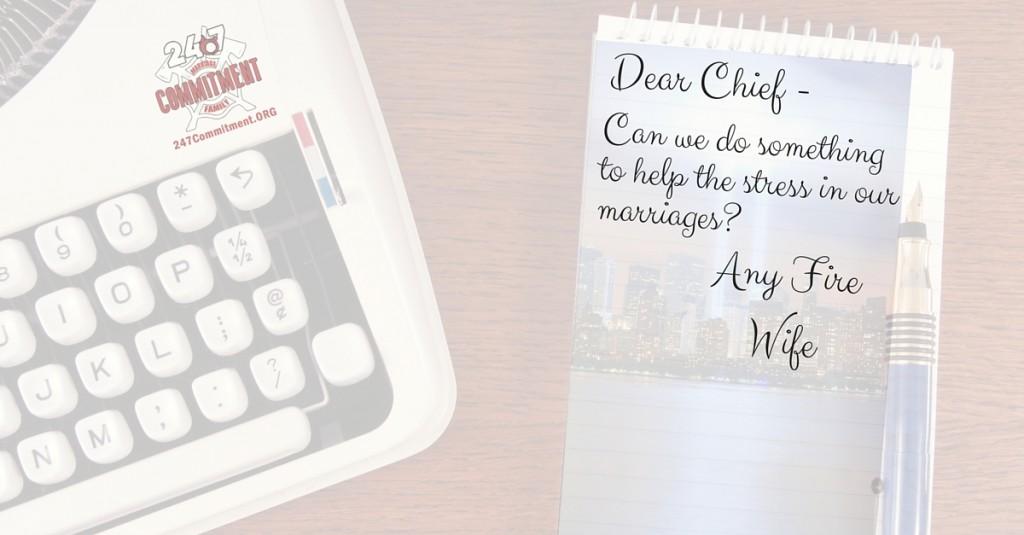 Dear Chief -