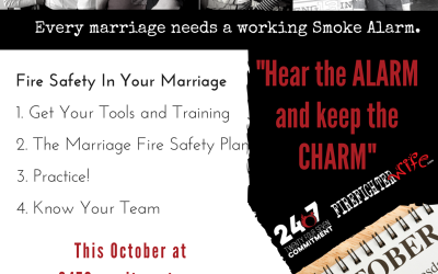 Fire Safety For Your Marriage