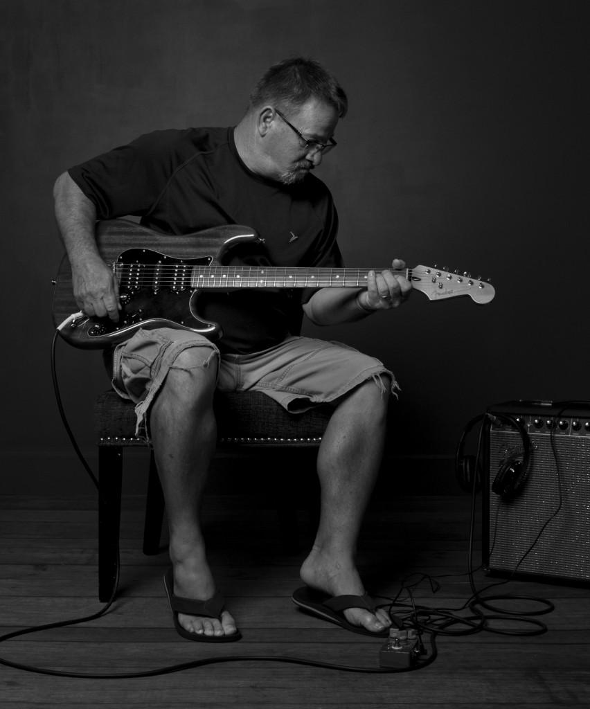 Joe Rush GuitarSmall