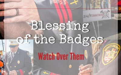 Blessing of the Badge Events