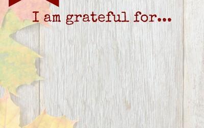 Marriage Gratitude Printable #1