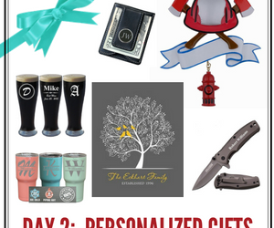 Gifts for Firefighters and Family Day 2 Personalized Gifts