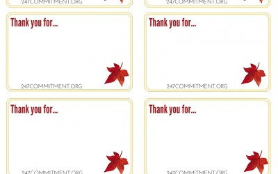 Marriage Gratitude Free Printable #3
