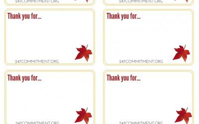 Marriage Gratitude Free Printable #3