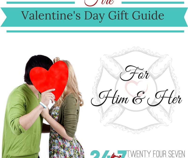 Fire Valentine's Day Gift Guide for Him & Her