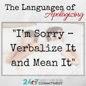 The Languages of ApologizingAdd heading