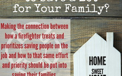 Will You Risk a Lot to Save a Lot for Your Family?