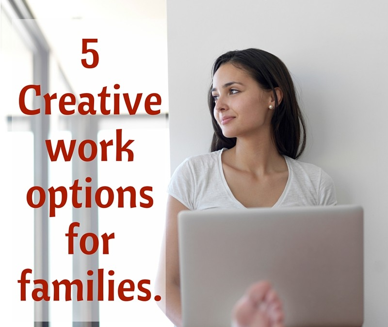 Creative Work Options for Fire Families