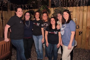 The 24-7 FDIC Fire Wives crew!