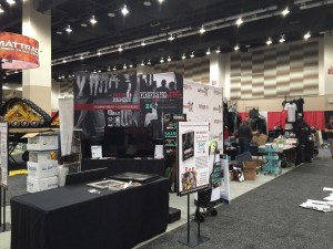 Where 24-7 Commitment spent the week at FDIC...our booth!